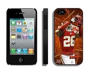 NFL Kansas City Chiefs iPhone 4 4S Case 062 iPhone 4s Case