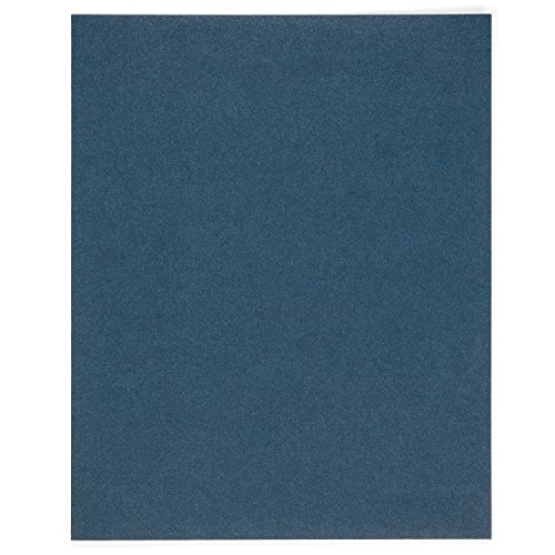 Blue Summit Supplies 50 Two Pocket Folders, Designed for Office and Classroom Use, Assorted 5 Colors, 50 Pack Colored 2 Pocket Folders by Blue Summit Supplies (Image #3)