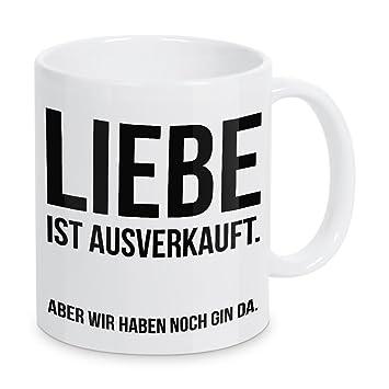 4a98e992640 artboxONE Tasse Ausverkauft von AB1 Edition - Kaffeetasse Essen & Trinken
