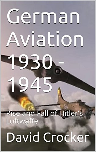 German Aviation 1930 - 1945: Rise and Fall of Hitlers Luftwaffe