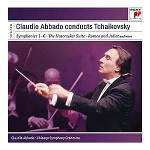 Pyotr Il Yich Tchaikovsky Claudio Abbado Chicago