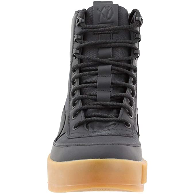 Amazon.com | PUMA Mens Xo Parallel Tactical High-Top Nylon Fashion Sneaker | Fashion Sneakers