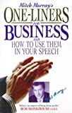 One-Liners for Business Speeches, Mitch Murray, 0572022689