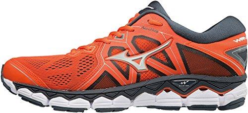 Sneakers Mehrfarbig Flame Herren O Sky Mizuno Wave 001 2 Silver Blue x6IFqFfS