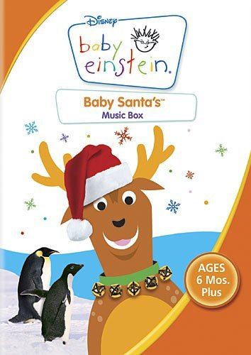 Baby Santa's Music Box [DVD] [Region 1] [US Import] [NTSC] Baby Santas Music Box