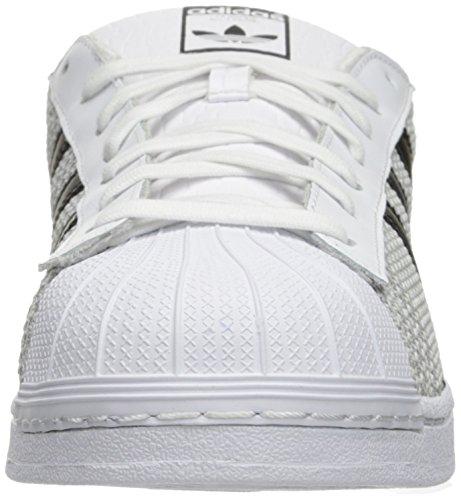 Adidas Superstar negro para hombre TrainersC77386
