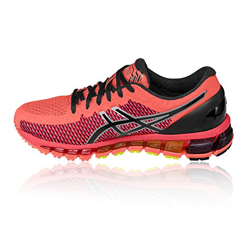 360 Quantum Mujer de Zapatillas Gel para Running Asics Rosa qCwgFx