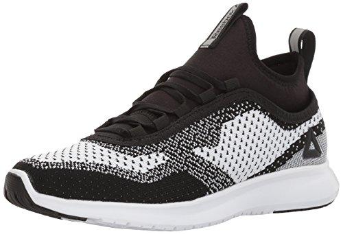 Reebok Womens Plus Runner Ultk Running Shoe Black/White vYhr5QulRQ