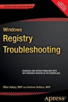 Windows Registry Troubleshooting Front Cover