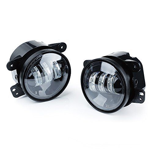 "Xprite 4"" Inch LED Fog Lights 