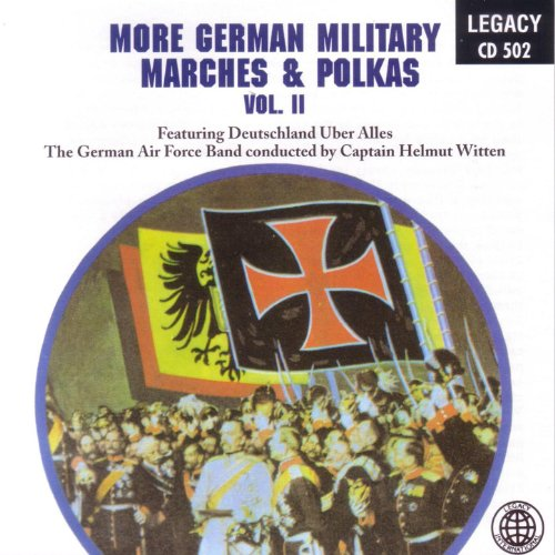Deutschland Uber Alles by The German Air Force Band Conducted By Captain Helmut Witten on Amazon ...