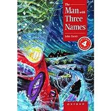 Hotshot Puzzles: Level 4: 500 Headwords: The Man with Three Names (Hotshots)