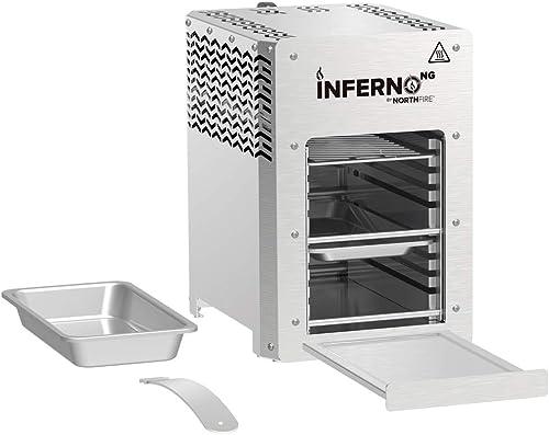 Northfire INFERNONG Inferno Natural Gas, Silver