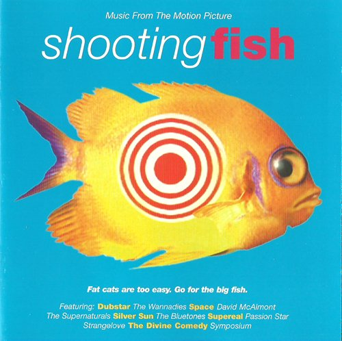 Go for the Big Fish (Compilation CD, 16 Tracks) (Supernatural Silver)