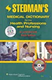 img - for Stedman's Medical Dictionary for the Health Professions and Nursing, Illustrated (Point (Lippincott Williams & Wilkins)) by Stedman's (2007-12-07) book / textbook / text book