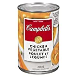 Campbell's Chicken Vegetable Soup, 284ml, 12 Count
