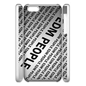 iPhone 6 4.7 Inch Cell Phone Case 3D edm people 91INA91196637