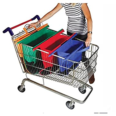 Reusable Grocery Cart Bags
