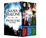 The Protectors Series Bundle (A superhero romance anthology) (English Edition)