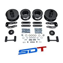 "Jeep Wrangler JK Full Lift Leveling Kit - 3"" Front 3"" Rear with Shock Extenders"
