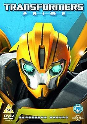 Transformers: Prime - Season 1: Dangerous Ground [DVD]