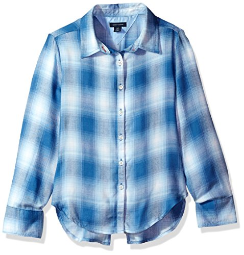 Plaid Big Shirt - 1