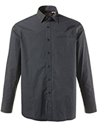 "<span class=""a-offscreen"">[Sponsored]</span>Men's Big & Tall Comfort Fit Dotty Button Down Shirt 711523"