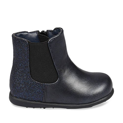 Bottines BLEU FREEMOUSS GIRL Enfants Chaussea
