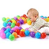 Kuhu Creations® Supreme 6 pcs Big (6cm) Colorful Style Balls