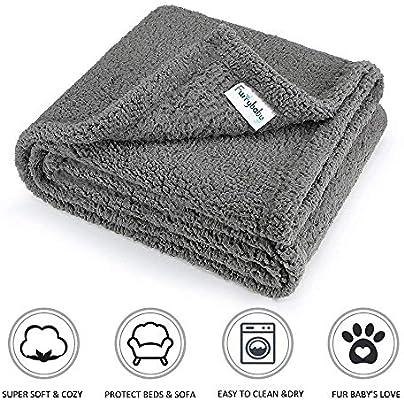 Amazon.com: furrybaby - Manta de forro polar para perro ...
