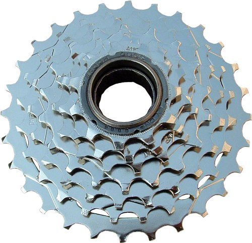 DNP Epoch Freewheel 7spd 11-28 Nickel Plated