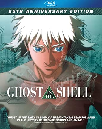 Amazon.com: Ghost in the Shell: 25th Anniversary Edition ...