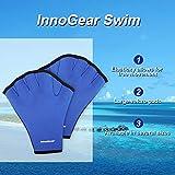 InnoGear Swim Gloves Aquatic Fitness Water