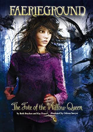 book cover of The Fate of the Willow Queen