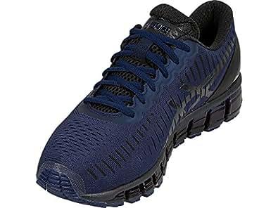 ASICS Mens GEL-Quantum 360 Running Shoe (9 D(M) US, Medieval Blue / Black / Navy)