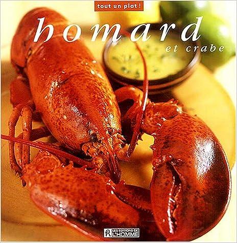 Téléchargement Homard et crabe pdf ebook