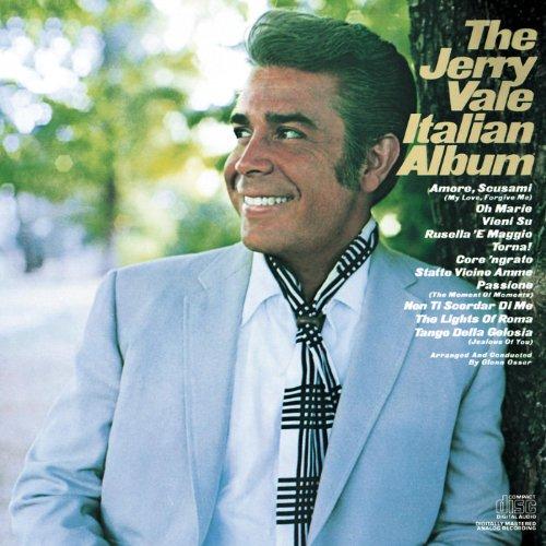 The Jerry Vale Italian Album