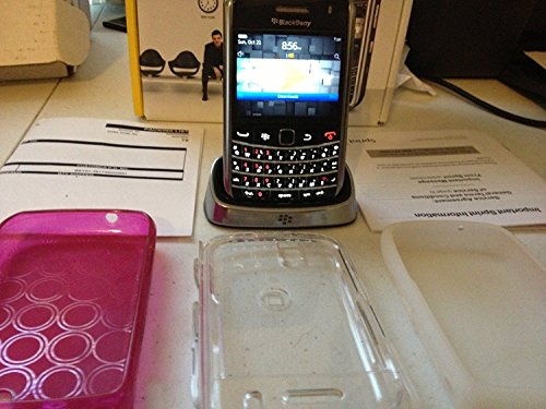 Sprint BlackBerry Bold 9650 No Contract 3G QWERTY Global Camera Smartphone