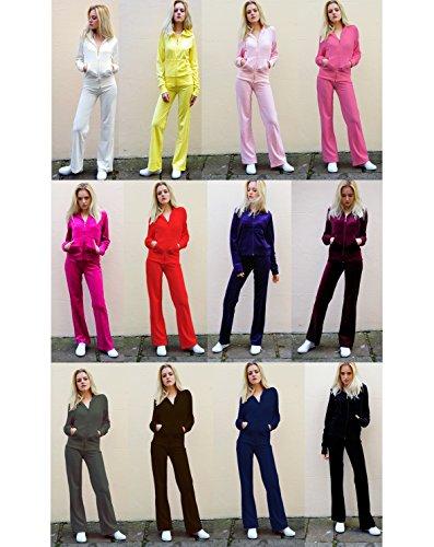 Exceptional Products - Sudadera con capucha - para mujer Hot Pink