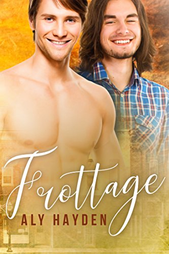 Frottage (Drawn Together Book 2) by [Hayden, Aly]