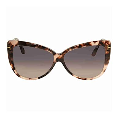 121eede60b Image Unavailable. Image not available for. Color  Sunglasses Tom Ford  REVEKA TF 512 FT 55B coloured havana ...