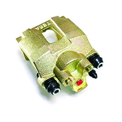 Image of TeraFlex 862300 Rear Brake Caliper, 1 Pack Calipers With Pads