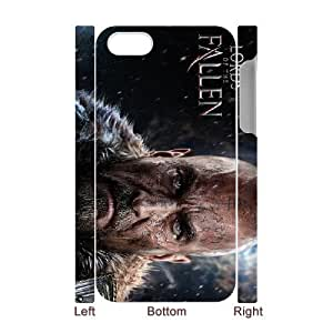 High Quality Specially Designed Skin cover Case iPhone 4 4s Cell Phone Case 3D games Harkyn in Lords of the Fallen Game Poster