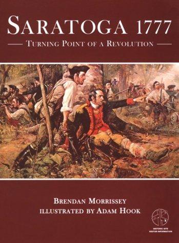 Saratoga 1777 (Osprey Trade Editions)