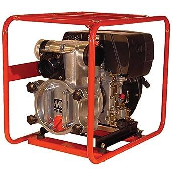 Multiquip QP3TZ Diesel Powered Trash Pump with Subaru-Hatz