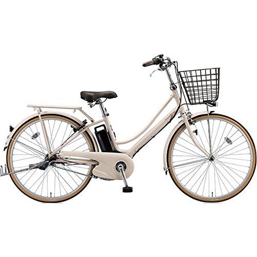 BRIDGESTONE(ブリヂストン) 18年モデル アシスタプリマ A6PD18 26インチ 電動アシスト自転車 専用充電器付 B075CKKNCW E.Xミルクティーベージュ E.Xミルクティーベージュ