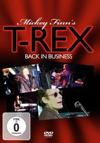 DVD : MICKEY FINN'S T-REX - Back In Business (DVD)