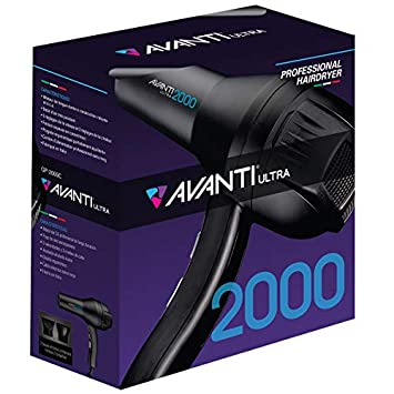 Avanti Ultra Professional Hair Dryer, GP-2000 by Avanti