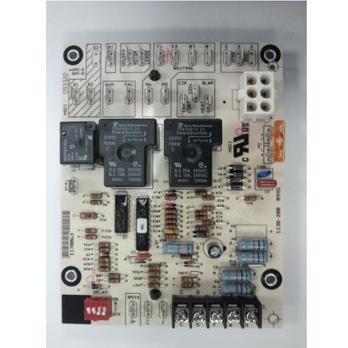 OEM Upgraded Replacement for Tempstar Furnace Control Circuit Board Panel 1011927