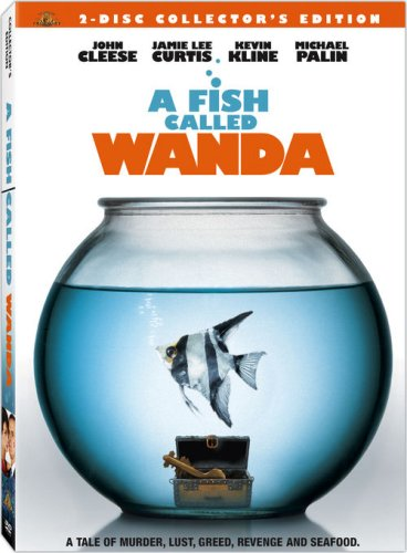 DVD : A Fish Called Wanda (Collector's Edition, Widescreen, , Dubbed, Dolby)